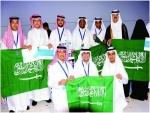 المملكة تحصد 10 جوائز في مسابقة إنتل العالم العربي