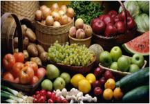 تناول أغذية غنية بالألياف ينقص الوزن