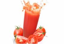 """تخلصي من """"الكرش"""" بكوب عصير طماطم"""