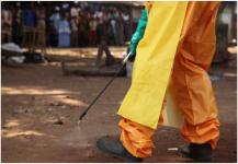 الإيبولا تنتشر من جديد في غينيا وسيراليون