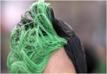 كلور المسابح تغيير للون الشعر ومخاطر أخرى