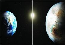 ناسا تكتشف كوكباً شبيهاً بالأرض