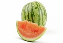 البطيخ لقوام رشيق
