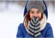 المرأة أكثر شعوراً بالبرد من الرجل