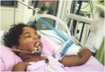 خادمة أثيوبية تسدد ثمان طعنات لطفل في الرياض