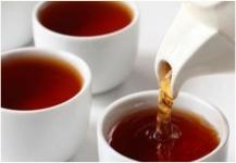الشاي يقي من أمراض القلب والدم والدماغ
