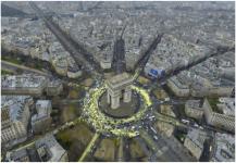 195 دولة تقرّ في باريس اتفاقا تاريخيا حول أزمة المناخ