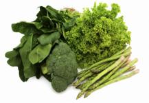 كافح الغلوكوما بالخضراوات الورقية الخضراء