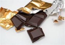 الشوكولاتة الداكنة تساعدك على النوم الهادئ