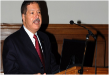 وفاة الدكتور أحمد زويل بالولايات المتحدة الأمريكية