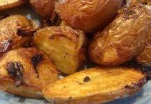 البطاطا المشوية والخبز المحمر يسببان السرطان