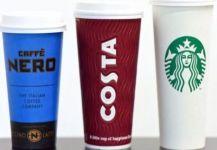 """الثلج بأكبر سلاسل المقاهي في بريطانيا """"ملوث ببكتيريا من البراز"""""""