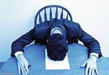 """""""الوباء العالمي"""" بسبب كثرة ساعات العمل وقلة النوم"""