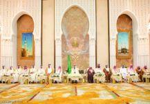 الملك سلمان: لقب خادم الحرمين الشريفين شرف لقادة المملكة