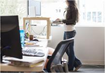 ماذا تفعل لكي تفقد وزنك الزائد أثناء العمل؟