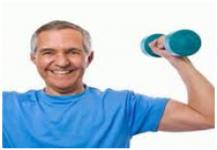 التمارين الخفيفة والمنتظمة تقلل أعراض تقلص العضلات في الكبر