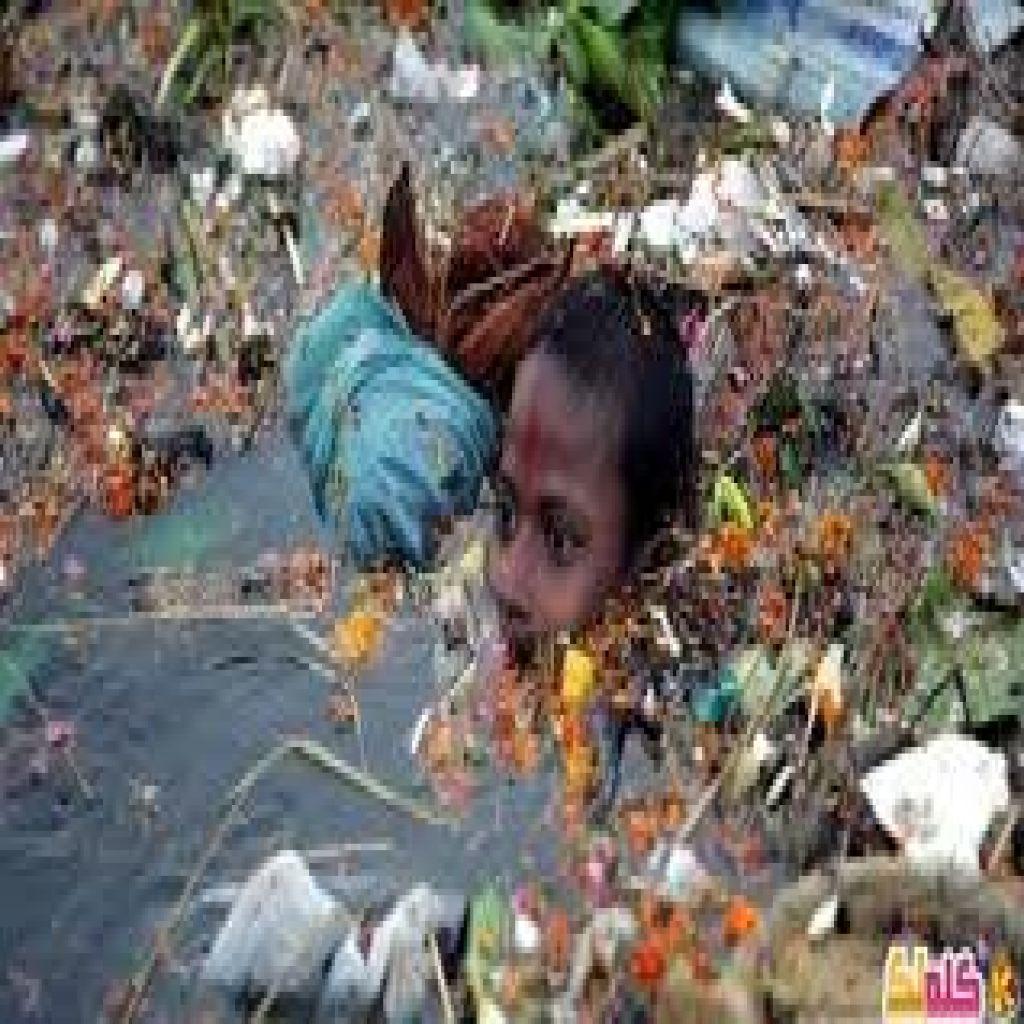 هذا ما يفعله التلوث بالأطفال!