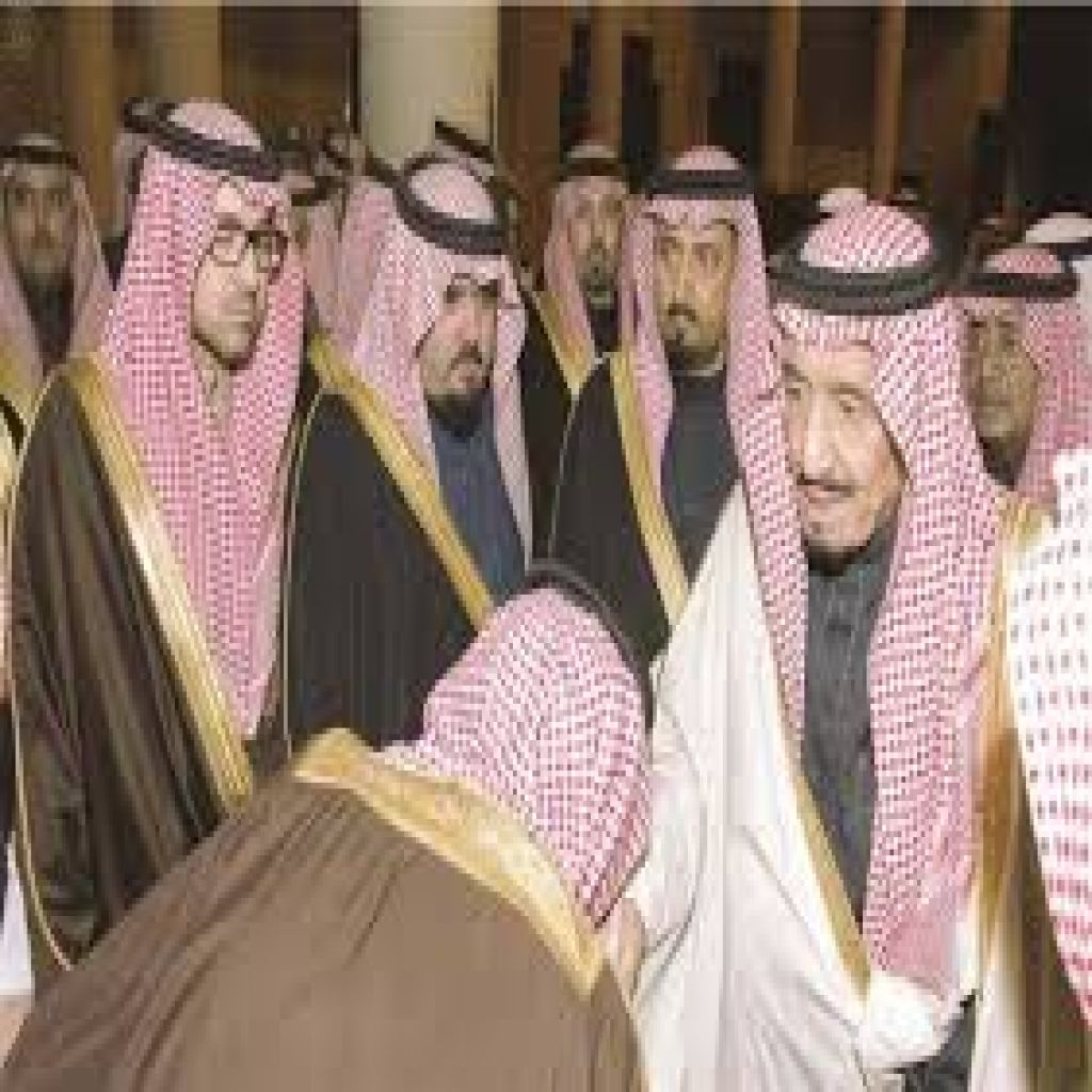 خادم الحرمين الشريفين.. مسيرة وطن ورفاهية مواطن