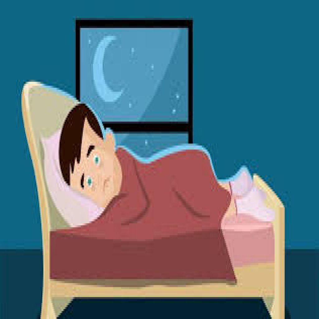 ممارسات خاطئة قبل النوم