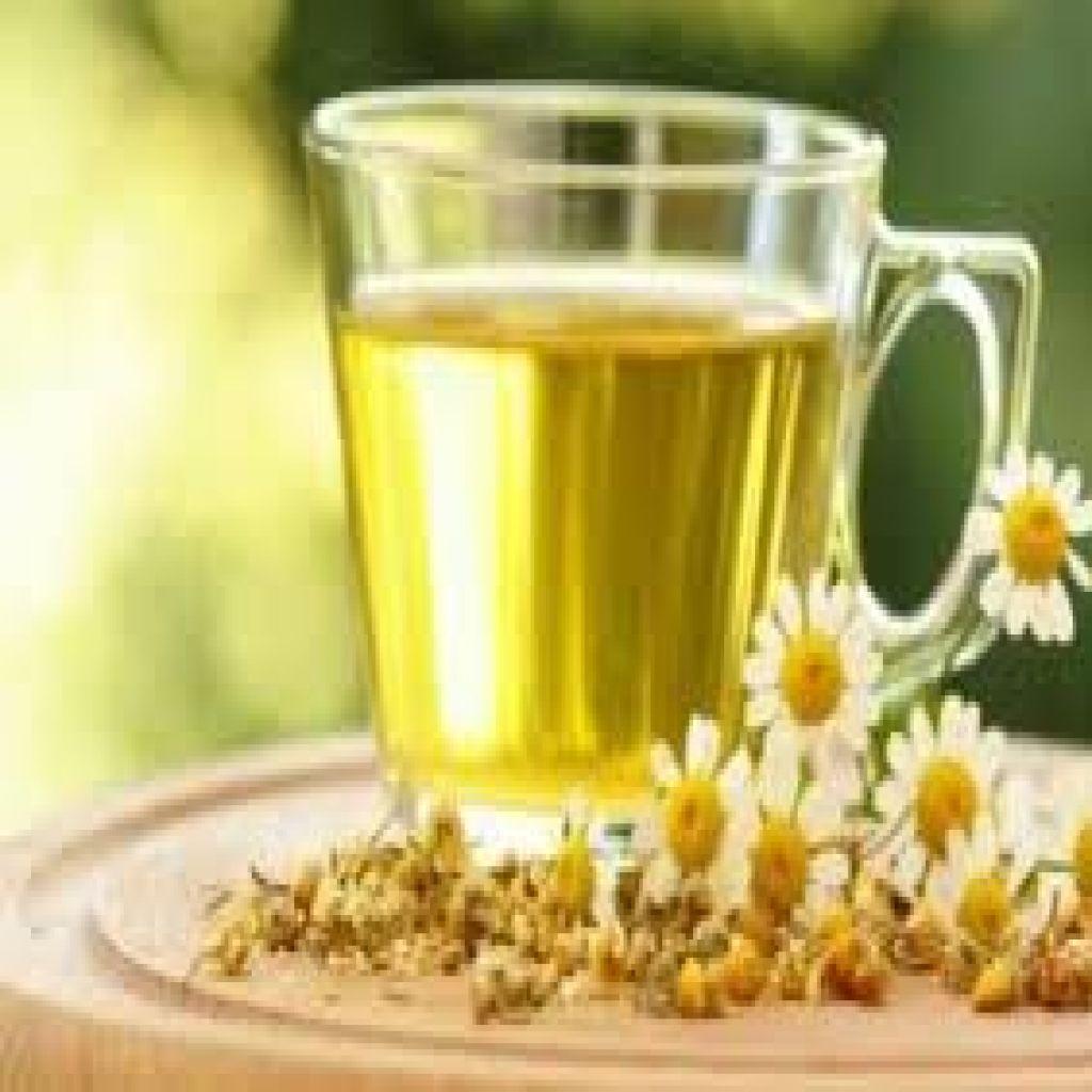 فوائد عديدة لشاي البابونج